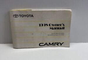1998 toyota camry service manual download