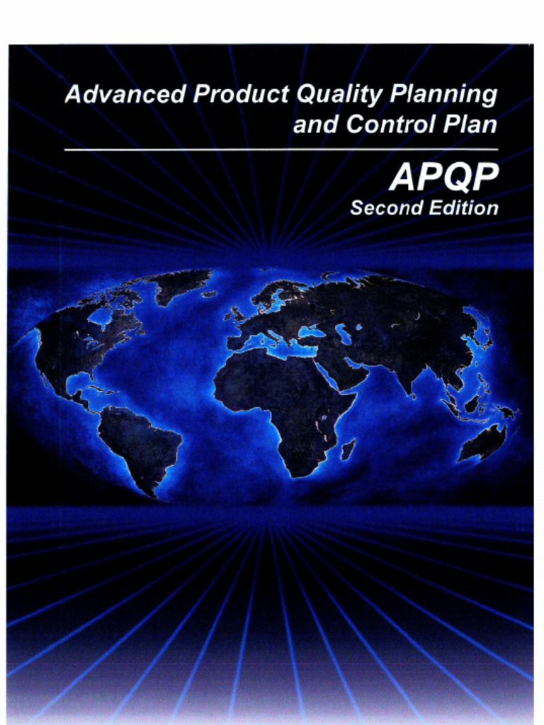 advanced product quality planning and control plan reference manual pdf