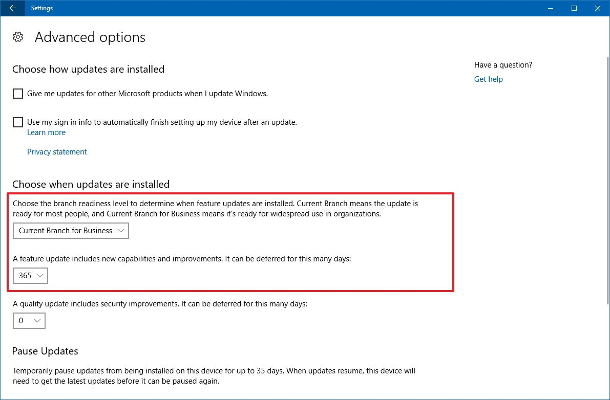 how to manually download windows feature update 1709