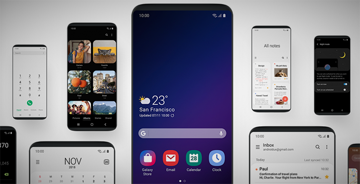 android pie samsung s9 plus manual download