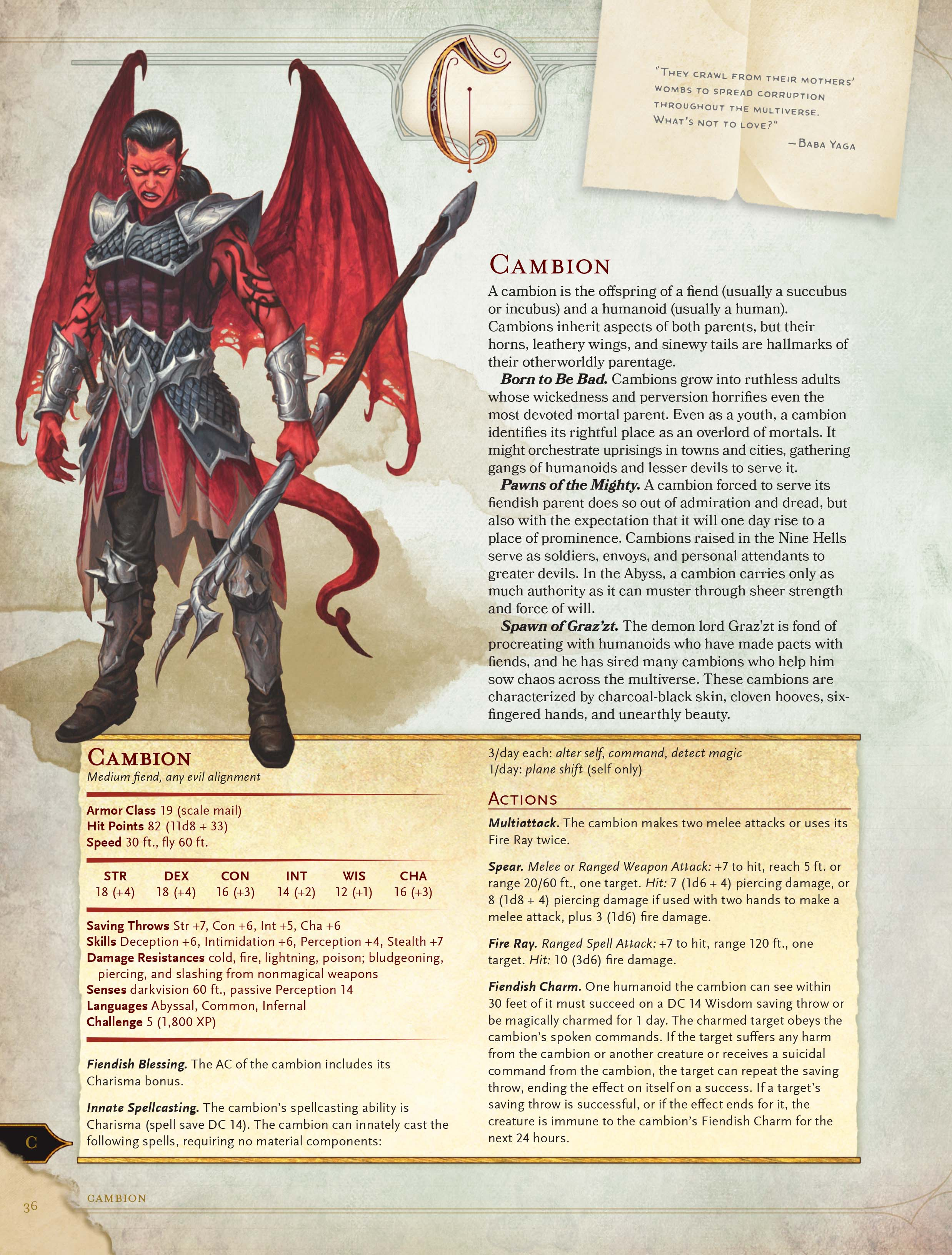 dungeons & dragons 5th edition monster manual pdf