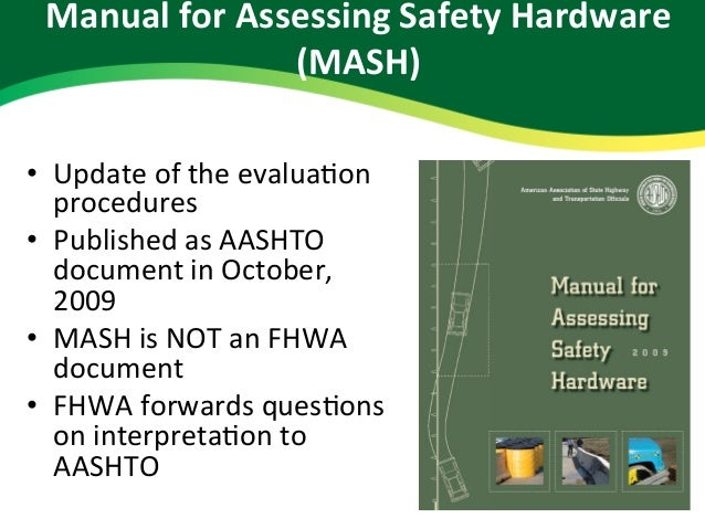 manual for assessing safety hardware pdf