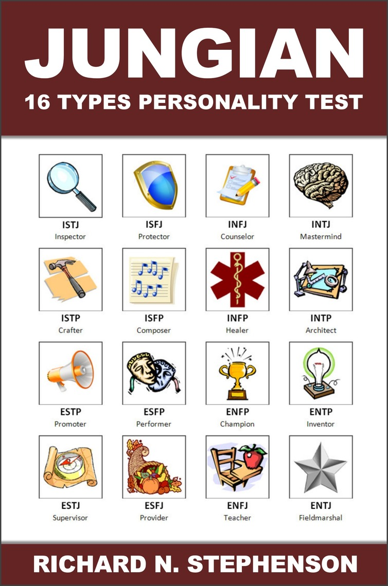 personality test manual free download